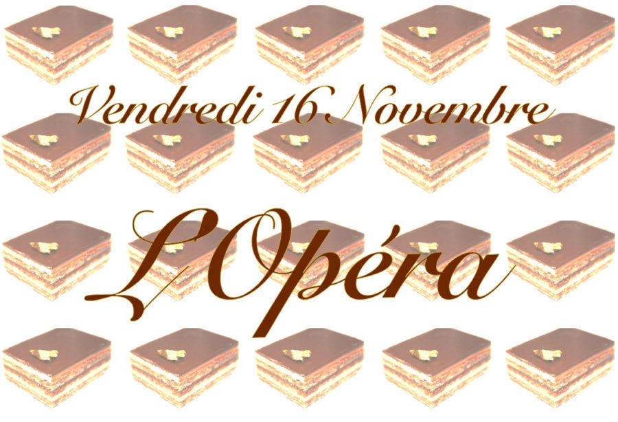 L'Opéra!
