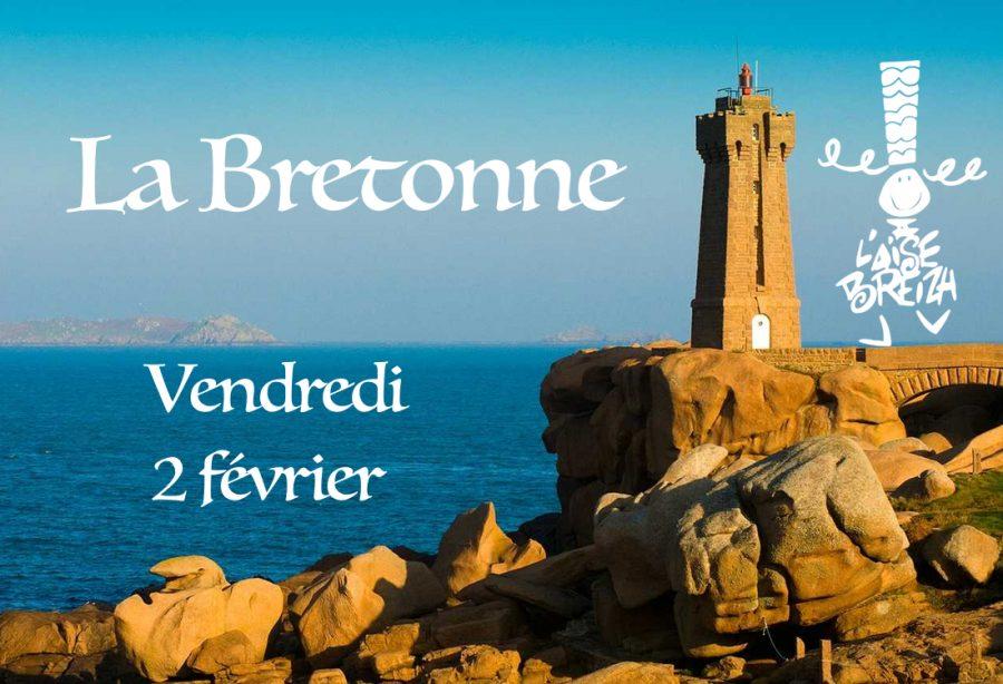 La bretonne!