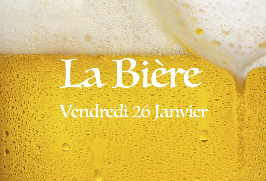 La Bière!