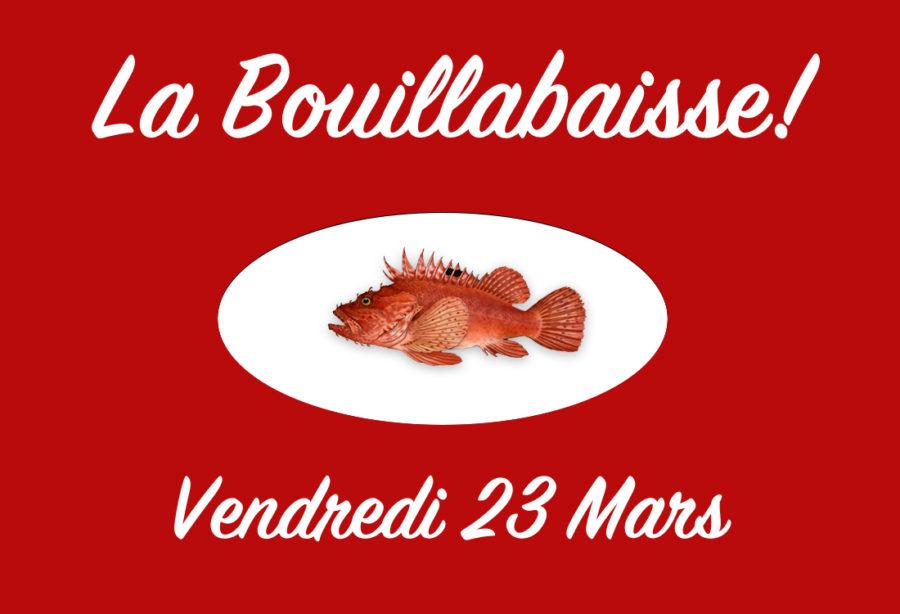 La Bouillabaisse!