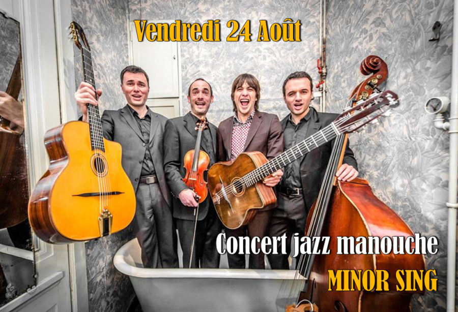 Jazz Manouche!