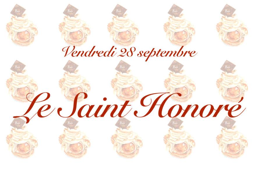 Le St Honoré!