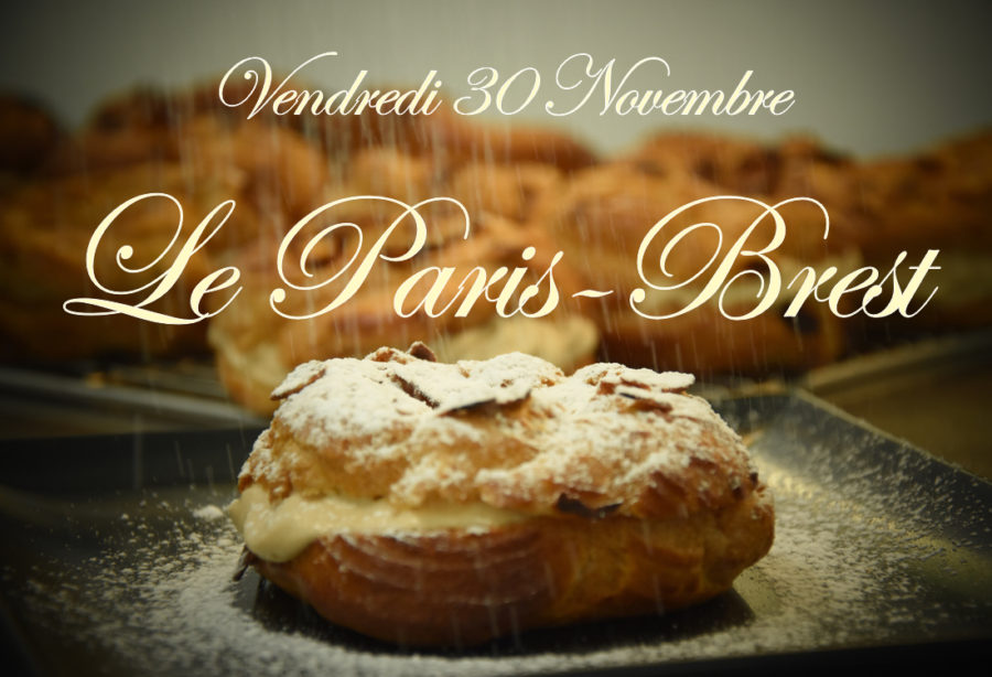 Le Paris- Brest!