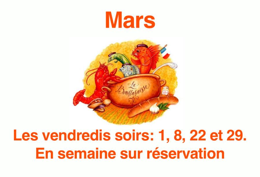 Mars, La Bouillabaisse!