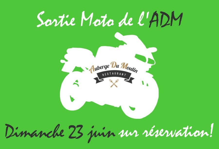 Sortie Moto!