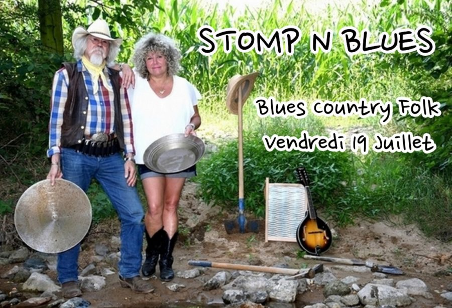 Concert Blues country folk!
