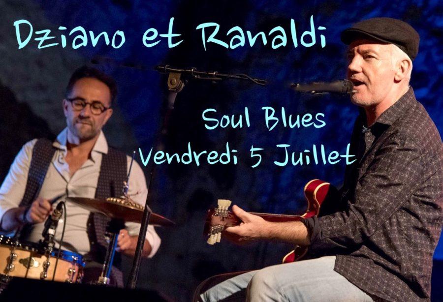 Concert Soul Blues!