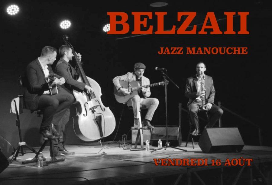 Concert Jazz Manouche!