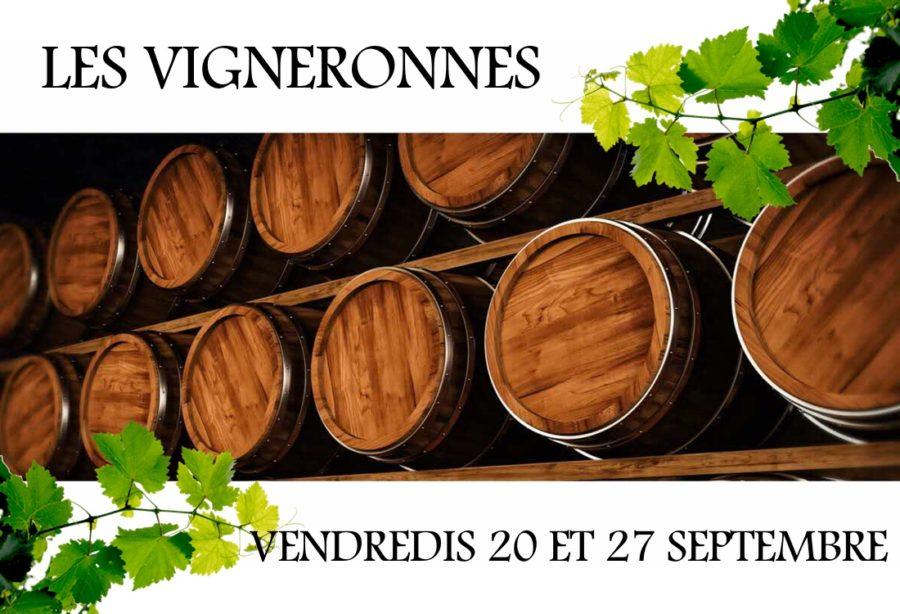 Les Vigneronnes!