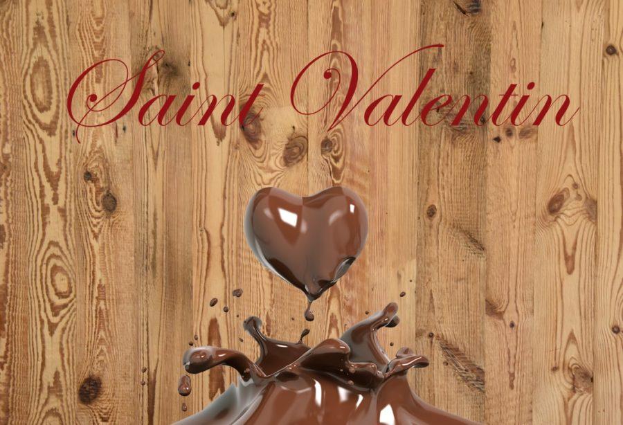St Valentin!