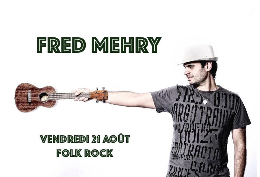 Fred Mehry!